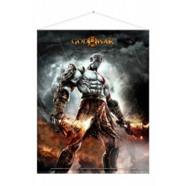Wallscroll Kratos God Of War