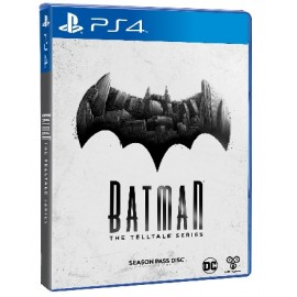 Batman - A Telltale Games Series PS4