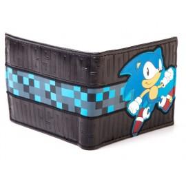 Carteira Sega Running Sonic