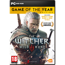 The Witcher 3 Game Of The Year PC