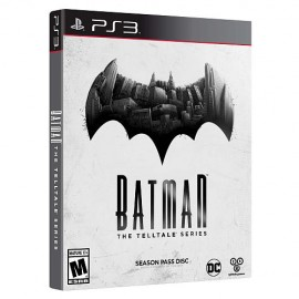 Batman - A Telltale Games Series PS3