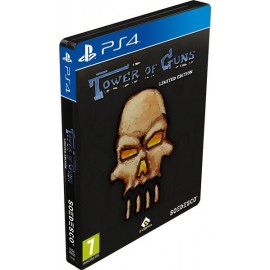 Tower of Guns Steelbook Limited Edition (Seminovo) PS4