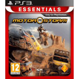 Motorstorm - Essentials PS3 (Seminovo)