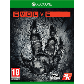 Evolve + DLC Xbox One (Seminovo)