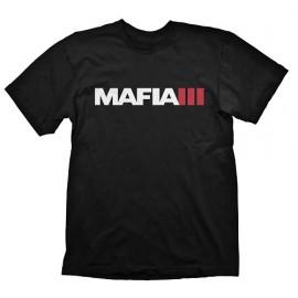 T-Shirt Mafia III Logo Tamanho L
