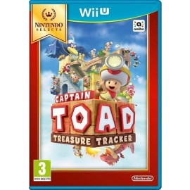 Captain Toad: Treasure Tracker Nintendo Selects Wii U
