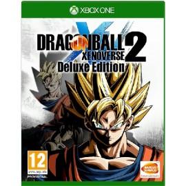 Dragon Ball Z Xenoverse 2 Deluxe Edition Xbox One