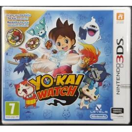 Yo-Kai Watch + Medalha 3DS