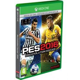 PES 2016 Pro Evolution Soccer 2016 (Seminovo) (Em Português) Xbox One