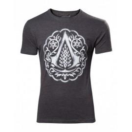 T-Shirt Assassin's Creed Iberian Logo Tamanho L