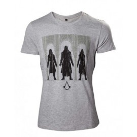 T-Shirt Assassin's Creed Group Of Assassin's Tamanho XL
