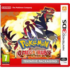 Pokemon Omega Ruby 3DS (Seminovo)