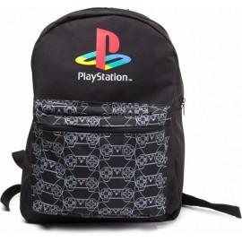 Mochila Playstation Classic Logo