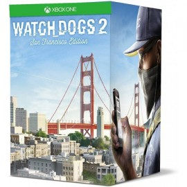 Watch Dogs 2 San Francisco Edition Xbox One (Em Português)
