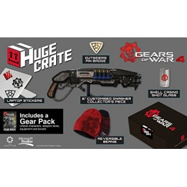 Gears of Wars 4 Huge Crate Fan Pack