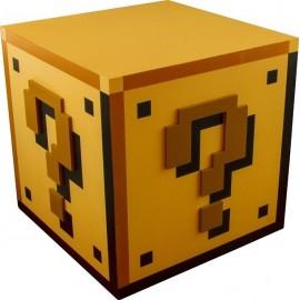 Candeeiro Cubo Nintendo Mario Bros