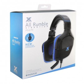 Headset X-Pro All Rumble PS4
