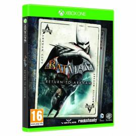 Batman: Return to Arkham (Seminovo) Xbox One