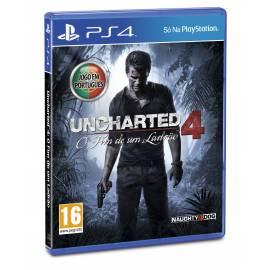 Uncharted 4 - O Fim de um Ladrão PS4 (Em Português)