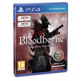 Bloodborne: Game of the Year Edition (Português) PS4