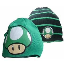 Gorro Verde Nintendo Reversível