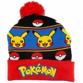 Gorro Nintendo Pokémon com Pikachu