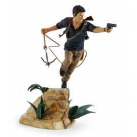 Estátua Nathan Drake Uncharted