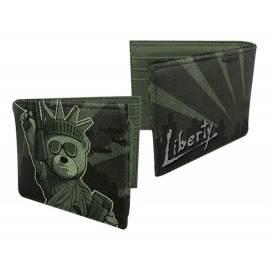 Carteira The Bad Taste Bears - Liberty