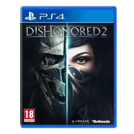Dishonored 2 (Seminovo) PS4
