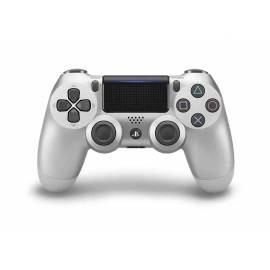 Comando Dualshock 4 Prateado (Silver) (Novo Modelo) PS4