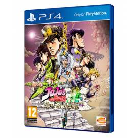 Jojo's Bizarre Adventure PS4
