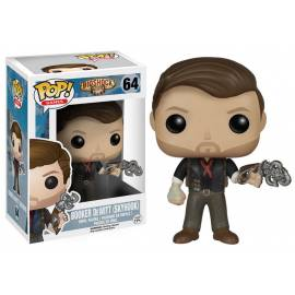 POP! Vinyl Games: Bioshock Skyhook Booker DeWitt 64