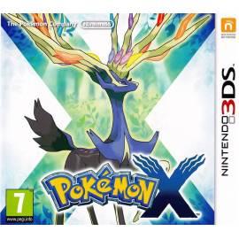 Pokemon X (Seminovo) 3DS