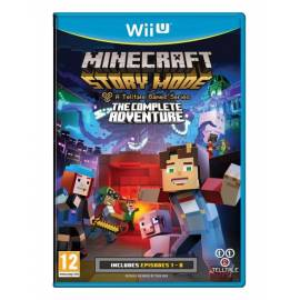 Minecraft Story Mode - The Complete Adventure Wii U