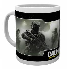 Caneca Call Of Duty Infinite Warfare
