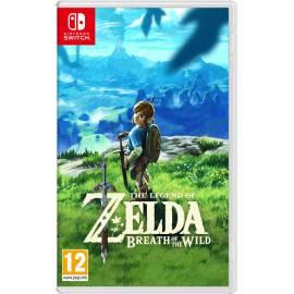 Legend of Zelda Breath of the Wild - Nintendo Switch