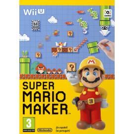 Super Mario Maker (Seminovo) Wii U