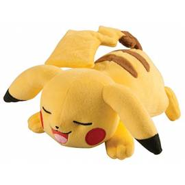 Peluche Sleeping Pikachu - Pokemon 20 cm