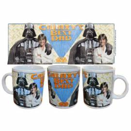 Caneca Star Wars Best Dad