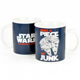 Caneca Star Wars What A Piece Of Junk