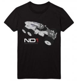 T- Shirt Mass Effect Andromeda ND1 Tamanho M