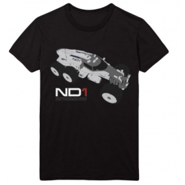 T- Shirt Mass Effect Andromeda ND1 Tamanho L