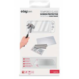 Nintendo Switch Protector de Ecrã Vidro Temperado Bigben