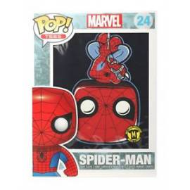 POP! Tees: Marvel Spider Man Limited Edition 24 - Tamanho L