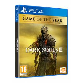 Dark Souls III: The Fire Fades Edition GOTY PS4