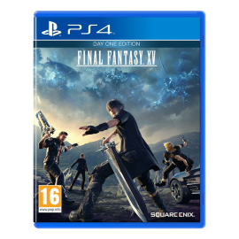 Final Fantasy XV Day One Edition (Em Português) PS4