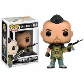 "POP! Vinyl Games: Call of Duty John ""Soap"" Mactavish 143"