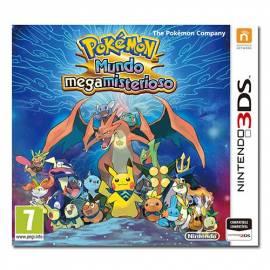 Pokémon Mundo Megamisterioso (Seminovo) 3DS
