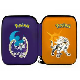 Bolsa Dura Pokemon Sun & Moon 3DS