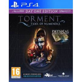 Torment: Tide of Numenera (Seminovo) PS4